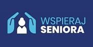"""logo """"Wspieraj Seniora"""""""
